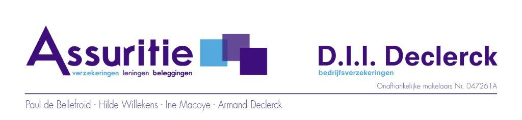 Assuritie - DII DECLERCK logo
